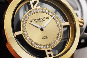 FrizeMedia - Stuhrling Womens Winchester Tiara Strap Set Watch - Digital Marketing And Advertising - Charles Friedo Frize