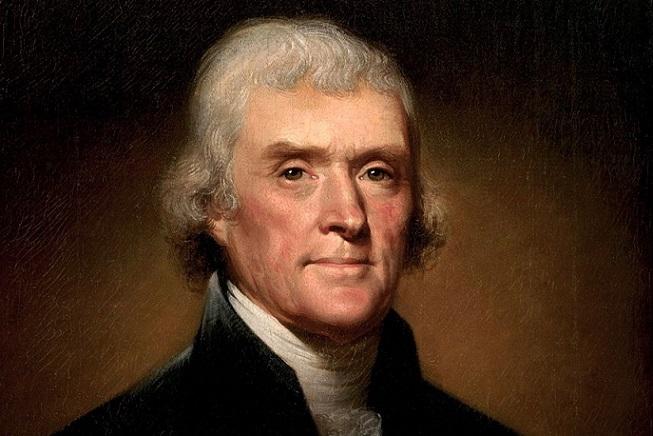 Thomas Jefferson - American History #FrizeMedia