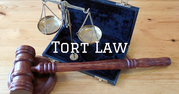 Tort law is different from the laws of contract, restitution, and the criminal law.