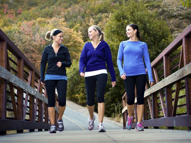 #Walking - Cooling Down in Walking Fitness #health #FrizeMedia